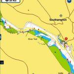 Screenshot - Southampton Docks - River Test sailing practice